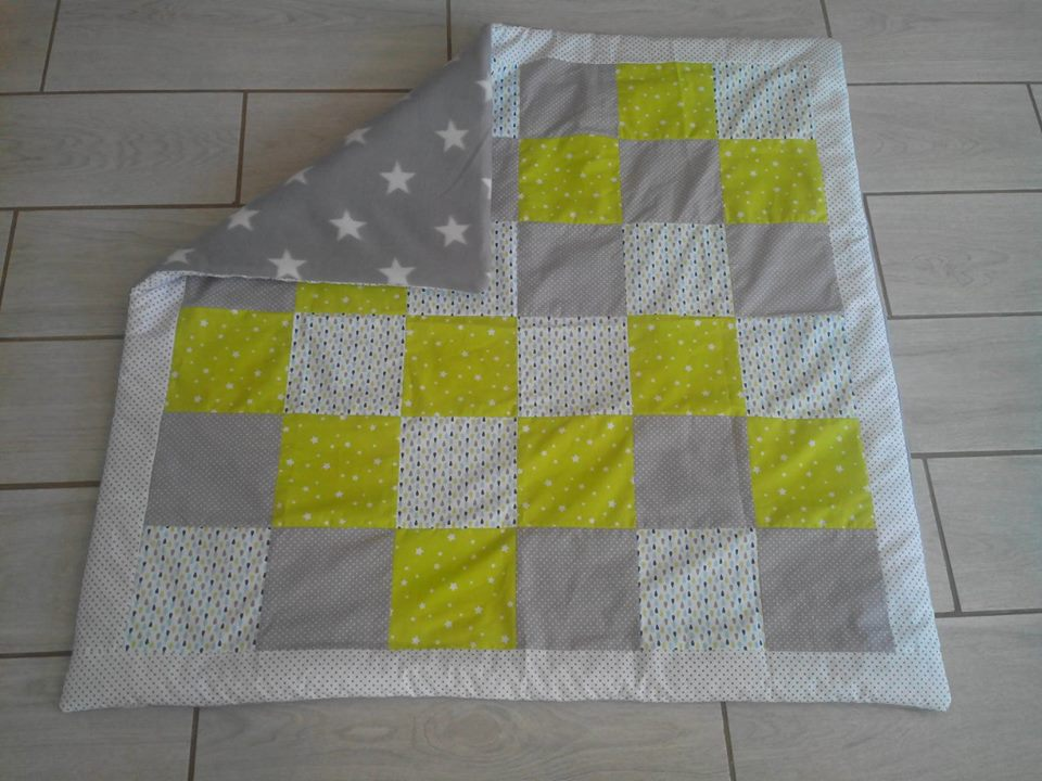 Couverture Patchwork