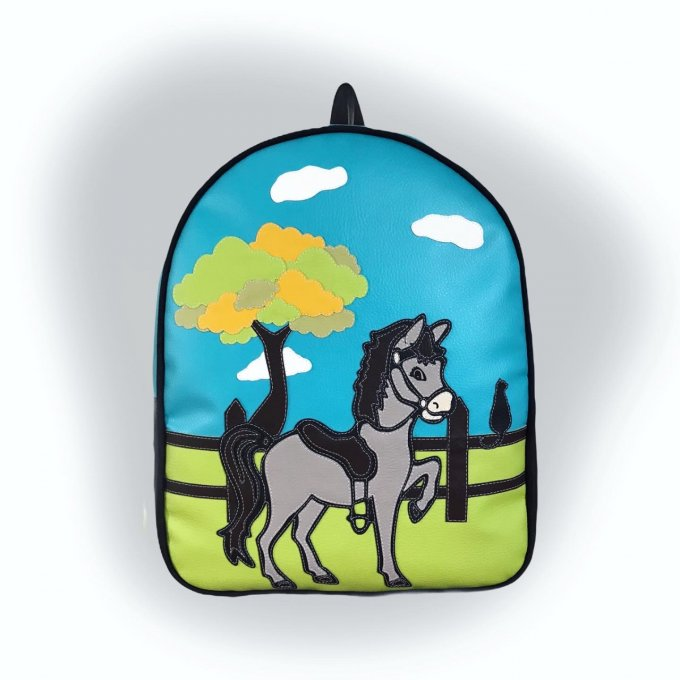"Sac à dos ""Poney"""
