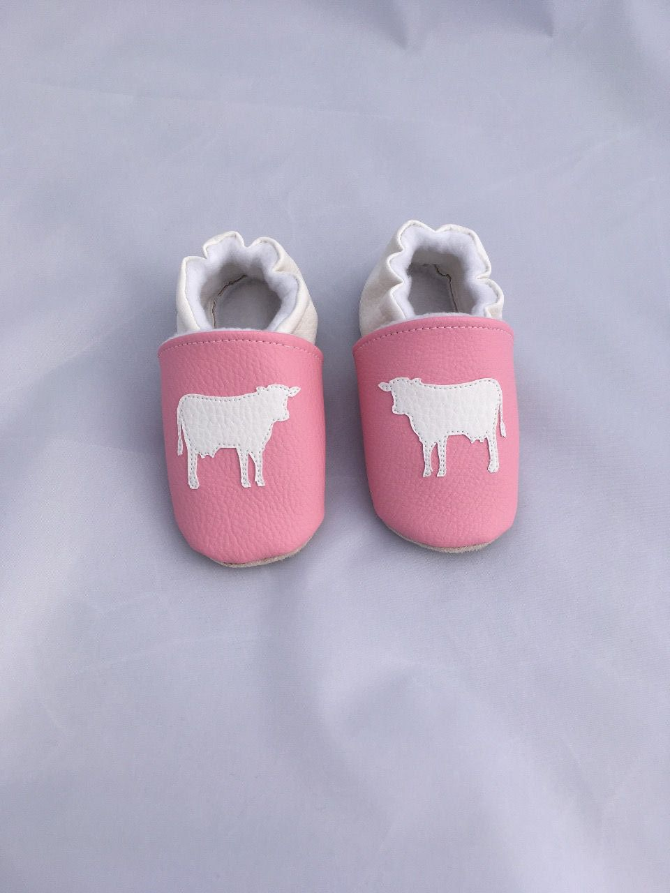 "Chaussons ""vache"""