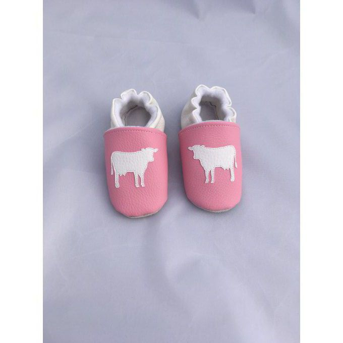 Chaussons 'vache'